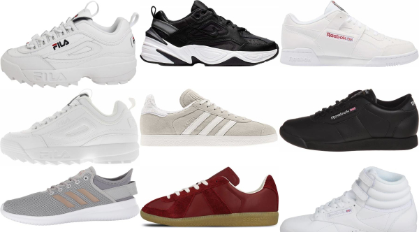 buy training sneakers for men and women