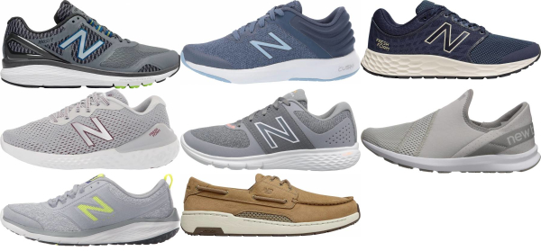 buy travel new balance walking shoes for men and women