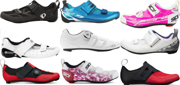 buy triathlon cycling shoes for men and women