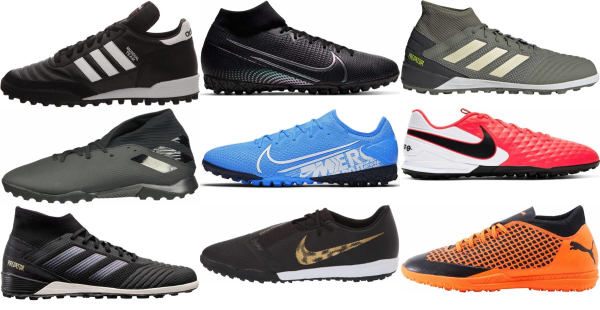 buy turf soccer cleats for men and women