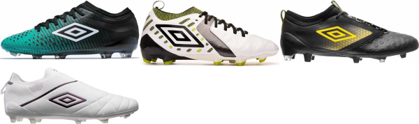 buy umbro firm ground soccer cleats for men and women