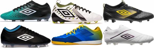 buy umbro soccer cleats for men and women