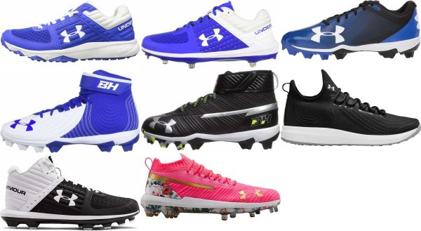 buy under armour baseball cleats for men and women