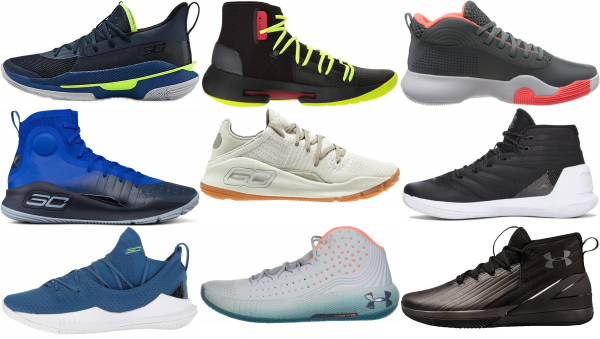buy under armour basketball shoes for men and women