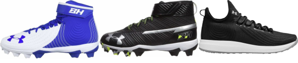 buy under armour bryce harper baseball cleats for men and women