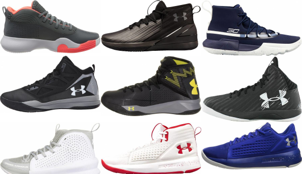 buy under armour cheap basketball shoes for men and women