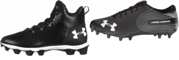 buy under armour cheap football cleats for men and women