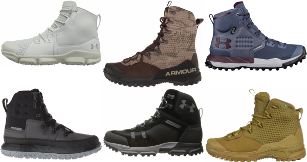 buy under armour hiking boots for men and women
