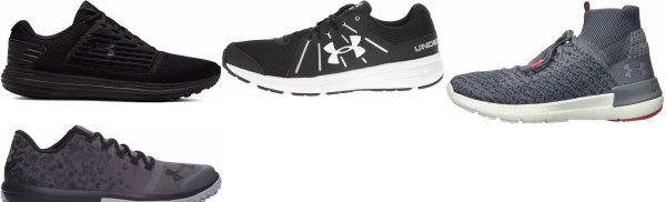 buy under armour low drop running shoes for men and women