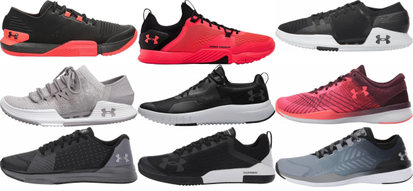 buy under armour low drop training shoes for men and women