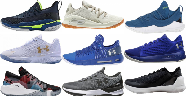 buy under armour low basketball shoes for men and women