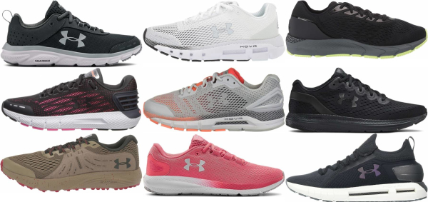 buy under armour running shoes for men and women