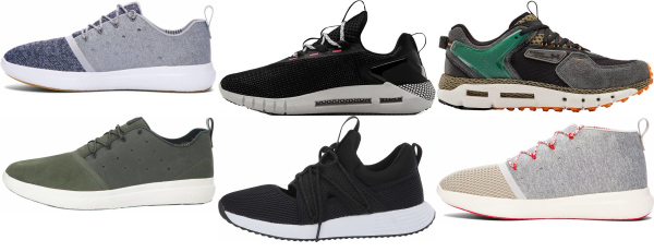 buy under armour running sneakers for men and women