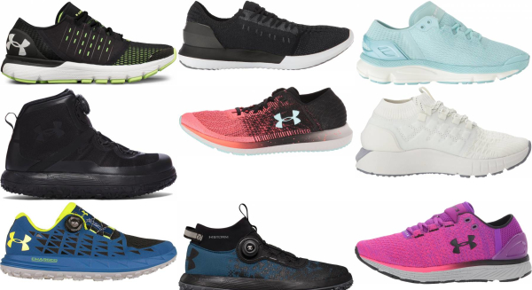 buy under armour slip-on running shoes for men and women