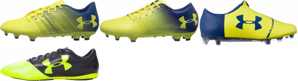 buy under armour spotlight soccer cleats for men and women