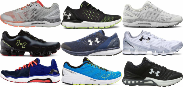 buy under armour stability running shoes for men and women