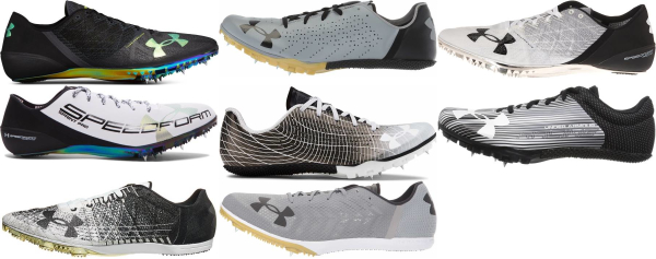 buy under armour track & field shoes for men and women