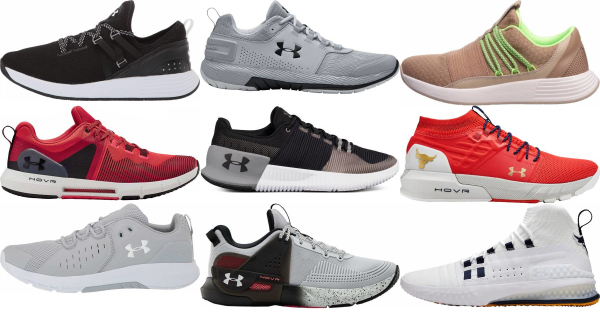buy under armour workout shoes for men and women