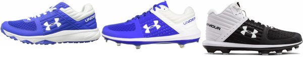 buy under armour yard baseball cleats for men and women