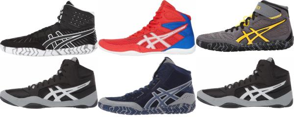 Unisole Asics Wrestling Shoes