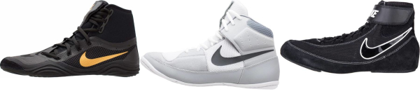 buy unisole nike wrestling shoes for men and women