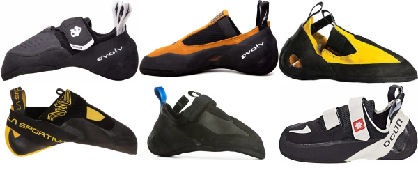 buy unlined climbing shoes for men and women
