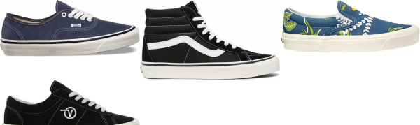 buy vans anaheim factory sneakers for men and women