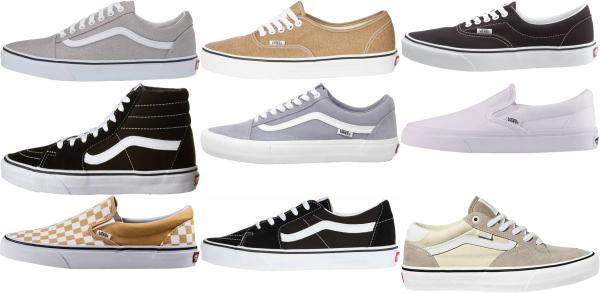 buy vans canvas sneakers for men and women