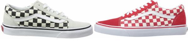buy vans checkered sneakers for men and women