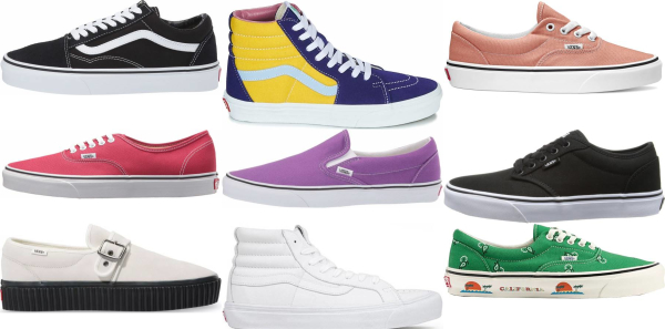 buy vans classic sneakers for men and women