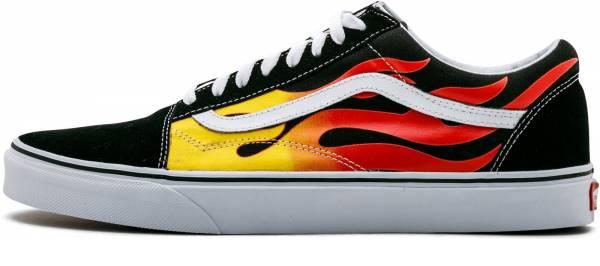 buy vans flame sneakers for men and women