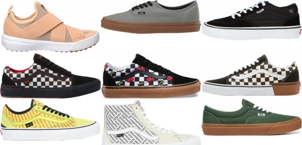 buy vans gum sole sneakers for men and women