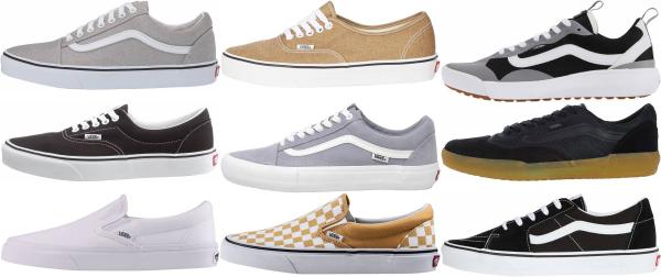 vans low top shoes