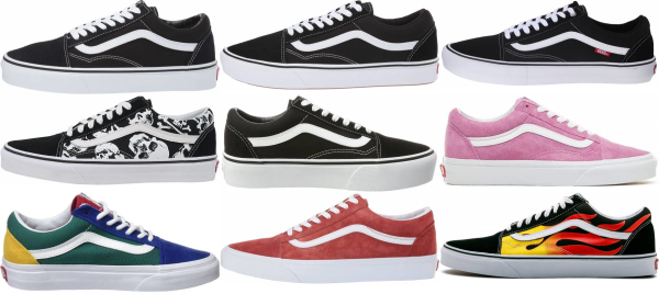 buy vans old skool sneakers for men and women