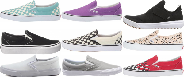 buy vans slip-on sneakers for men and women