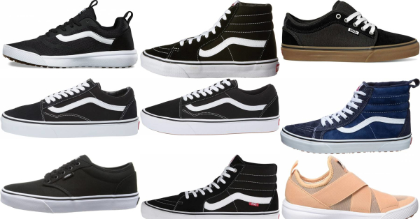 buy vans sneakers for men and women