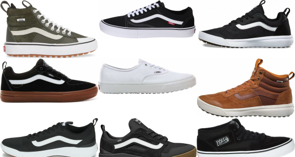 buy vans ultracush sneakers for men and women