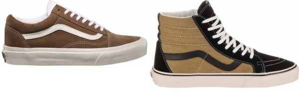 buy vans vintage sneakers for men and women