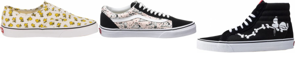 buy vans x peanuts sneakers for men and women