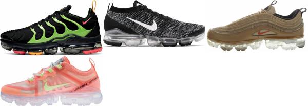 VaporMax Wide Sneakers (3 Models in