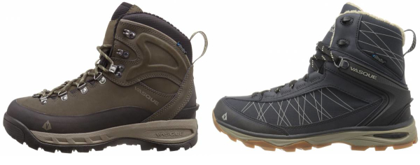 buy vasque insulated hiking boots for men and women