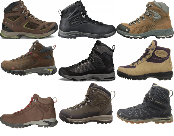 buy vasque leather hiking boots for men and women