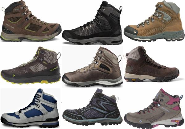 buy vasque vibram hiking boots for men and women