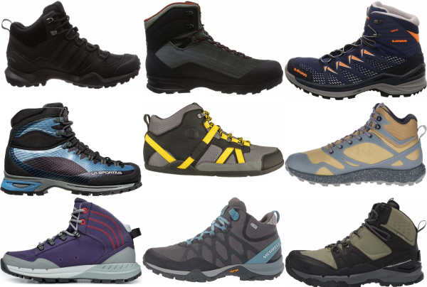 buy vegan hiking boots for men and women