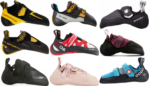 buy velcro climbing shoes for men and women