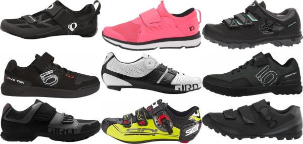 buy velcro cycling shoes for men and women