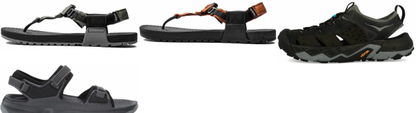 buy vibram hiking sandals for men and women