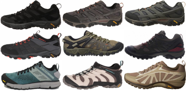 buy vibram hiking shoes for men and women