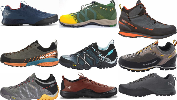 buy vibram sole approach shoes for men and women