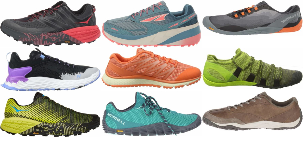 buy vibram sole running shoes for men and women